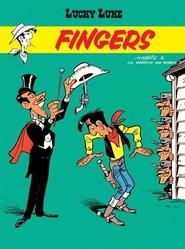 okładka Lucky Luke Fingers, Książka | Banda Lo Hartog Van