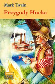 okładka Przygody Hucka, Książka | Mark Twain