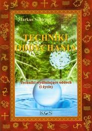 okładka Techniki oddychania Techniki wydłużające oddech (i życie)., Książka | Schirner Markus