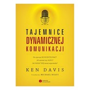 okładka Tajemnice dynamicznej komunikacji, Książka | Davis Ken