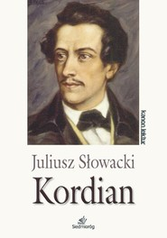 okładka Kordian, Książka | Juliusz Słowacki