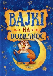 okładka Bajki na dobranoc, Książka | Małgorzata Białek