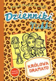 okładka Dzienniki Nikki Królowa dramatu, Książka | Renee Russell Rachel
