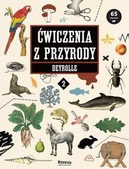 okładka Ćwiczenia z przyrody Deyrolle 2, Książka | Durand Anne-Flore