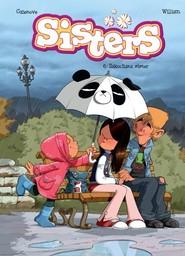 okładka Sisters 6 Zakochana sister, Książka   Christophe Cazenove, William Maury