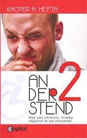 okładka Anderstend 2, Książka | Kacper A. Hefta