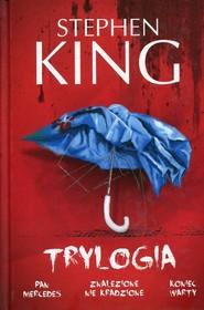 okładka Trylogia Pan Mercedes Znalezione nie kradzione Koniec warty, Książka | Stephen King