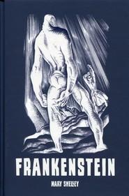 okładka Frankenstein, czyli współczesny Prometeusz, Książka | Mary Shelley