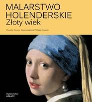 okładka Malarstwo holenderskie Złoty wiek, Książka   Pescio Claudio