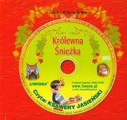 okładka Królewna Śnieżka Słuchowisko na płycie CD, Książka | Jakub Grimm, Wilhelm Grimm
