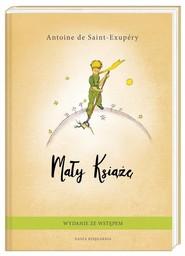 okładka Mały Książę, Książka | Saint-Exupery Antoine de
