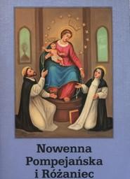 okładka Nowenna pompejańska i różaniec, Książka | Orchowski Józef