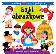 okładka Bajki obrazkowe, Książka | Urszula Kozłowska