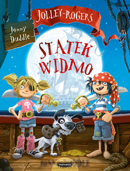 okładka Jolley-Rogers Statek widmo, Książka | Jonny Duddle