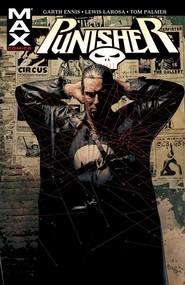 okładka Punisher Max Tom 1, Książka | Garth Ennis