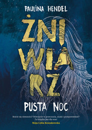 okładka Pusta noc, Książka | Paulina Hendel