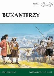 okładka Bukanierzy, Książka | Angus Konstam