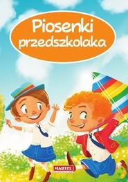 okładka Piosenki przedszkolaka, Książka |