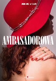 okładka Ambasadorowa, Książka | Włoszek Edyta