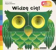 okładka Akademia mądrego dziecka Widzę cię!, Książka | Dmitroca Zbigniew