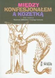 okładka Między konfesjonałem a kozetką, Książka |