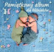 okładka Pamiątkowy album dla bliźniaków, Książka   Praca Zbiorowa