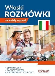 okładka Włoski Rozmówki na każdy wyjazd, Książka | Wojciech Wąsowicz