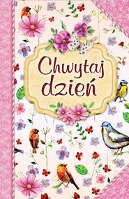 okładka Chwytaj dzień!, Książka | Peregrino Antonio
