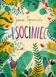 okładka Psociniec, Książka | Joanna Papuzińska