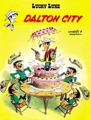 okładka Lucky Luke Dalton City, Książka | Rene Gościnny, Bevere Maurice de