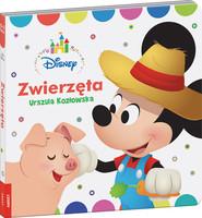 okładka Disney Zwierzęta Mickey, Książka | Urszula Kozłowska