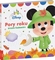 okładka Disney Pory roku Mickey DBN-4, Książka | Urszula Kozłowska