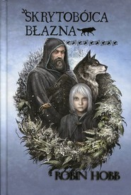 okładka Skrytobójca błazna, Książka | Hobb Robin
