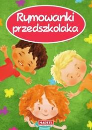 okładka Rymowanki przedszkolaka, Książka |