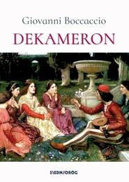 okładka Dekameron, Książka | Giovanni Boccaccio