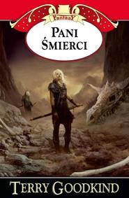 okładka Kroniki Nicci Tom 1 Pani Śmierci, Książka | Terry Goodkind