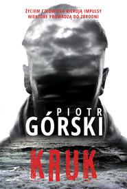 okładka Kruk, Książka | Piotr Górski
