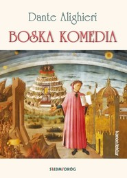 okładka Boska Komedia, Książka   Dante Alighieri
