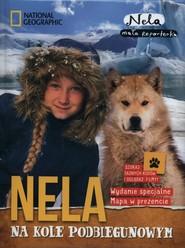 okładka Nela na kole podbiegunowym + mapa, Książka | Reporterka Nela Mała