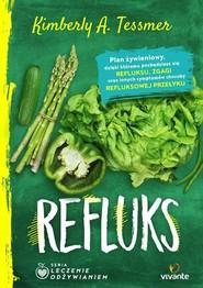 okładka Refluks Leczenie odżywianiem, Książka | Kimberly Tessmer