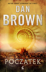 okładka Początek, Książka | Dan Brown