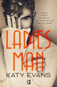 okładka Ladies man, Książka | Katy Evans
