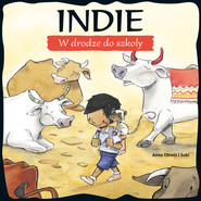 okładka Indie W drodze do szkoły, Książka   Obiolos i Subi Anna