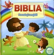 okładka Biblia Poszukaj i znajdź!, Książka | Guy David Stancliff