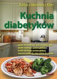 okładka Kuchnia diabetyków, Książka | Barbara Jakimowicz-Klein