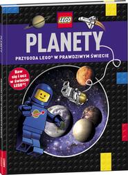 okładka Lego Planety LDJ2 Przygoda Lego w prawdziwym świecie, Książka |
