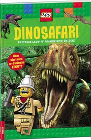 okładka Lego Dinosafari LDJM-2, Książka | Penelope Arlon, Tory Gordon-Harris
