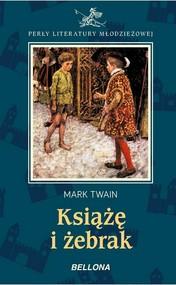 okładka Książę i żebrak, Książka | Mark Twain