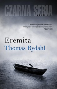 okładka Eremita, Książka | Thomas  Rydahl