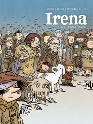 okładka Irena 2/3 Sprawiedliwi, Książka   Jean-David Morvan, Severine Trefouel